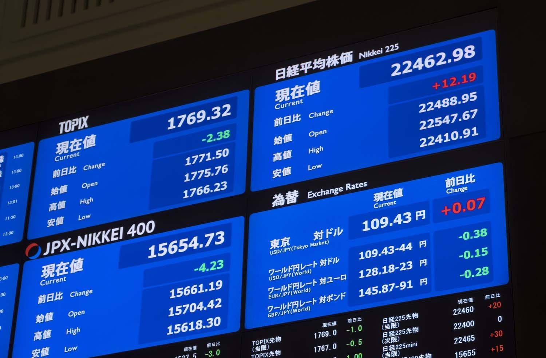 日経平均株価の計算方法を知ろう。